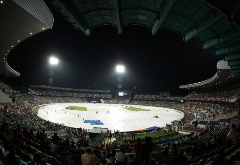 Play was resumed back only at 1.45 pm IST. (Photo: BCCI)