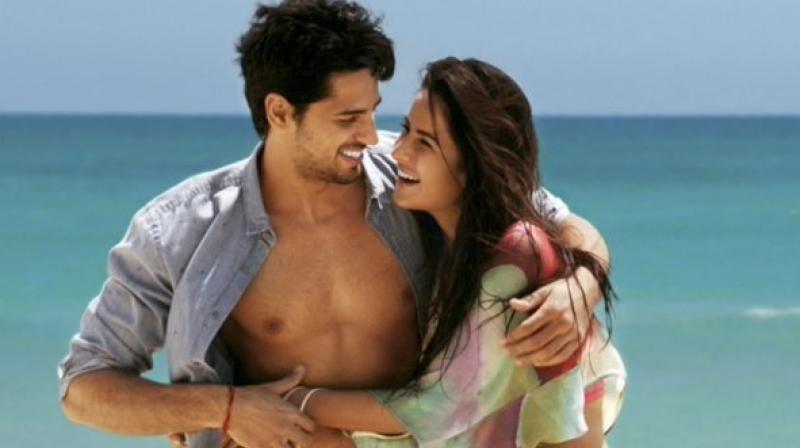 Katrina Kaif and Sidharth Malhotra get candid.