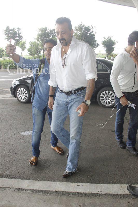 Pictures: Varun Dhawan, Alia Bhatt and Sanjay Dutt shine ...