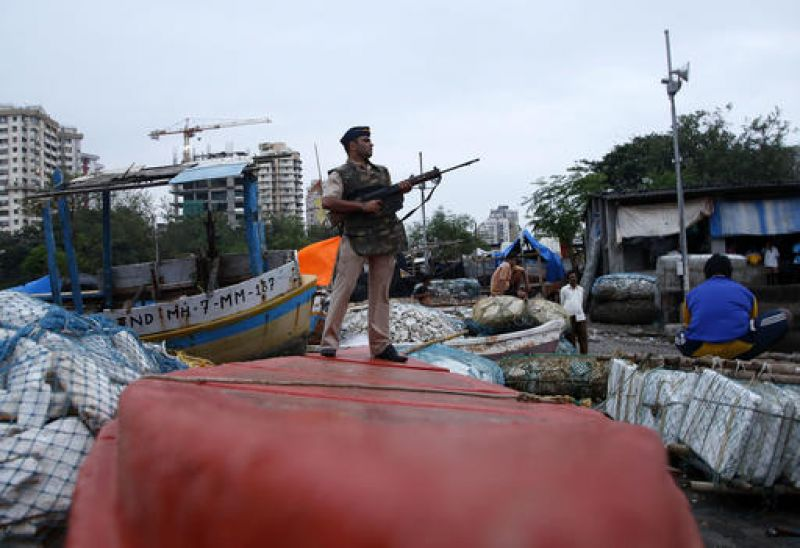 Navy On Highest Alert After Armed Men Spotted Near Naval