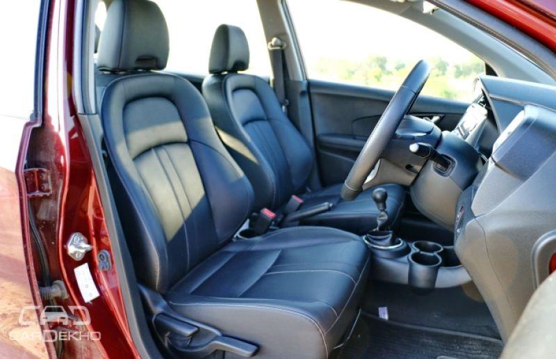Amazing Comparison Review Mahindra Scorpio Vs Honda Br V Creativecarmelina Interior Chair Design Creativecarmelinacom
