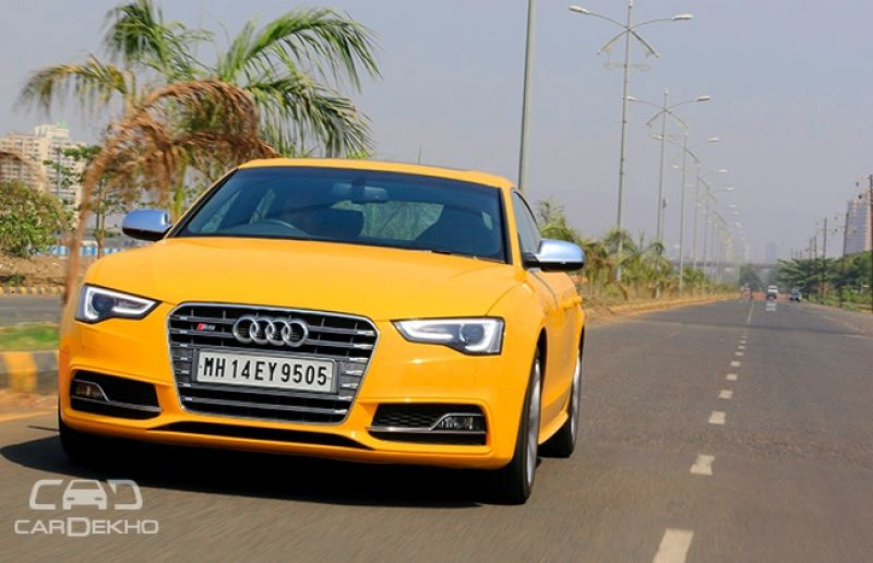 audi s5 review practicality meets performance. Black Bedroom Furniture Sets. Home Design Ideas