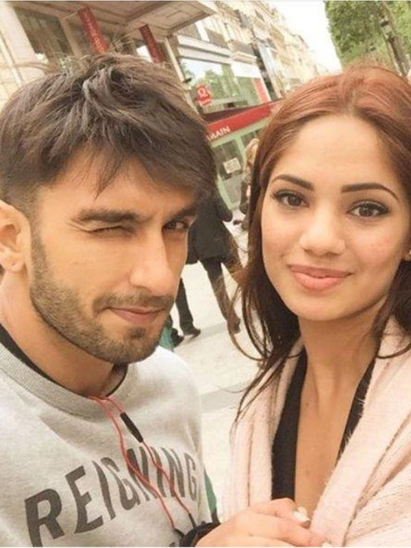 Ranveer Singh Sports A New Hairdo For Befikre