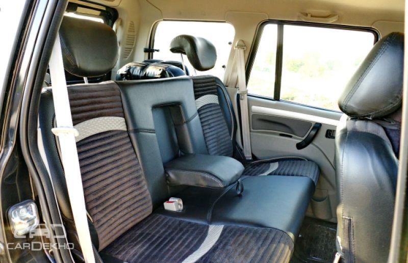 Awe Inspiring Comparison Review Mahindra Scorpio Vs Honda Br V Creativecarmelina Interior Chair Design Creativecarmelinacom