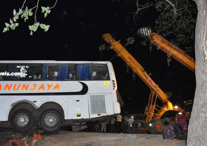 4 students killed, several injured in road accident near ...
