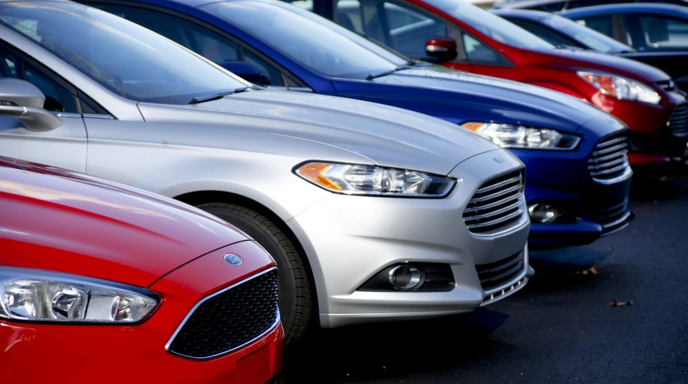 The all new Ford Fusion V6 Sport has a twin-turbocharged 2.7-liter EcoBoost V6 engine