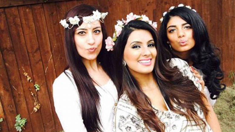 Geeta Basra Baby Shower