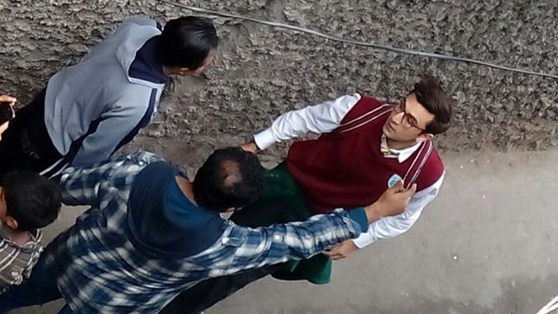 Ranbir Kapoor shoots for Jagga Jasoos