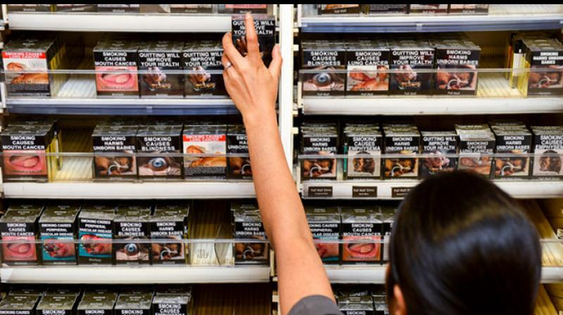 Pictorial warning on tobacco products: High Court seeks