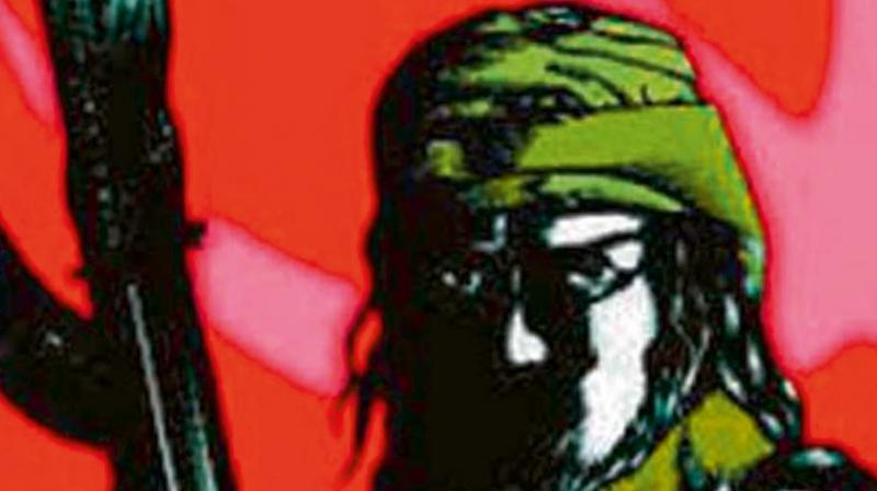 In the retaliatory action, at least five Maoists received bullets as they retreated into the forest. (Photo: Representational)