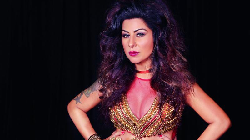 Rapper Hard Kaur has been booked for sedition for her comments on Uttar Pradesh Chief Minister Yogi Adityanath and RSS chief Mohan Bhagwat. (Photo: File)