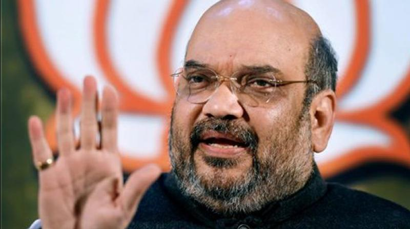Image result for amit shah pti