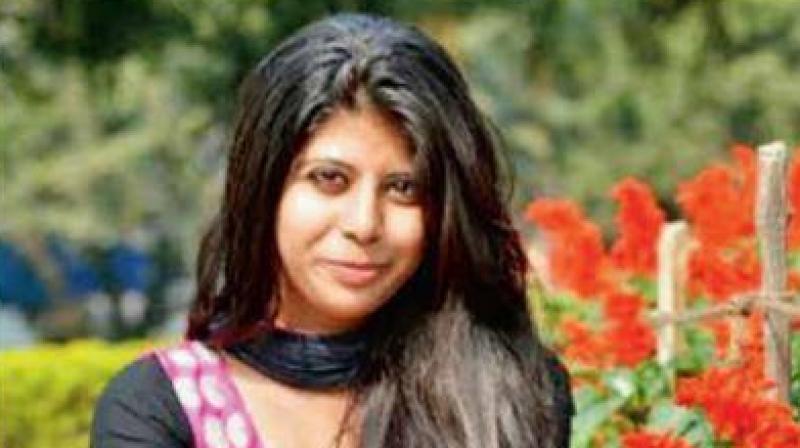 Sataparna Mukherjee. (Photo: Facebook)