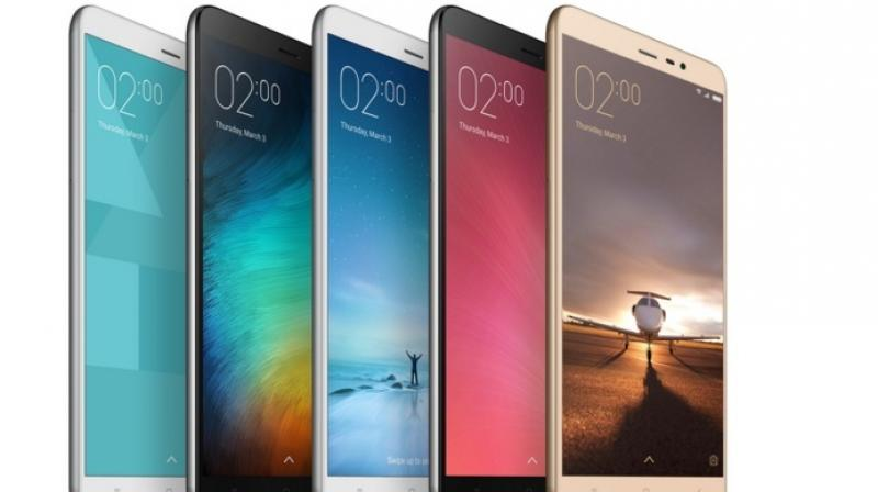 Xiaomi Launches Redmi Note 3 In India At Rs 9 999