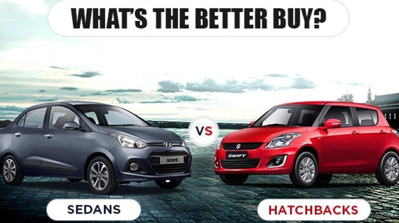 What Is Sedan Car >> Sedans Vs Hatchbacks What S The Better Buy