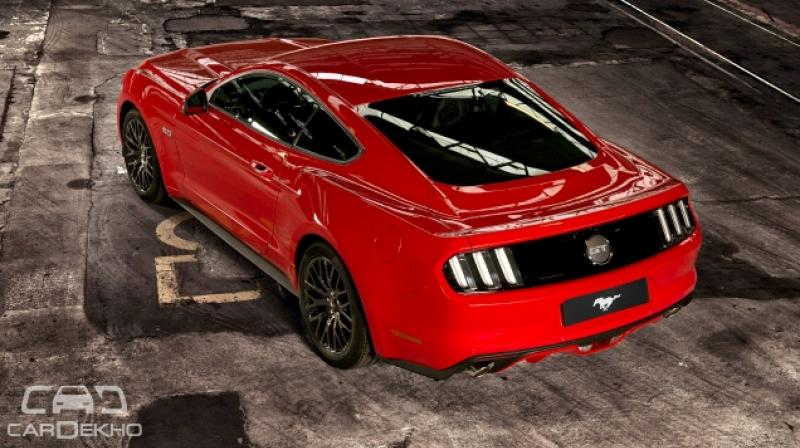 Ford Mustang Becomes Most Sold Sports Car In India