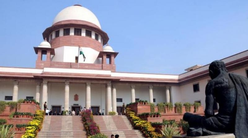 Supreme Court of India (Photo: PTI)