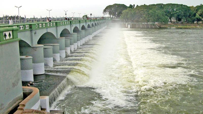 Cauvery river basin