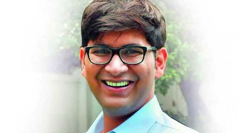 Akhil Saraf CEO & founder, Loyalie