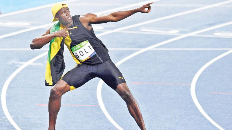 With 100m gold, Usain Bolt becomes immortal