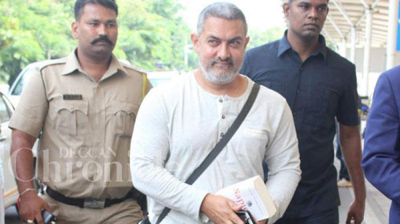 Aamir Khans Transformation For Dangal Will Shock You