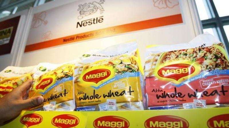 Nestle's Maggi noodles.