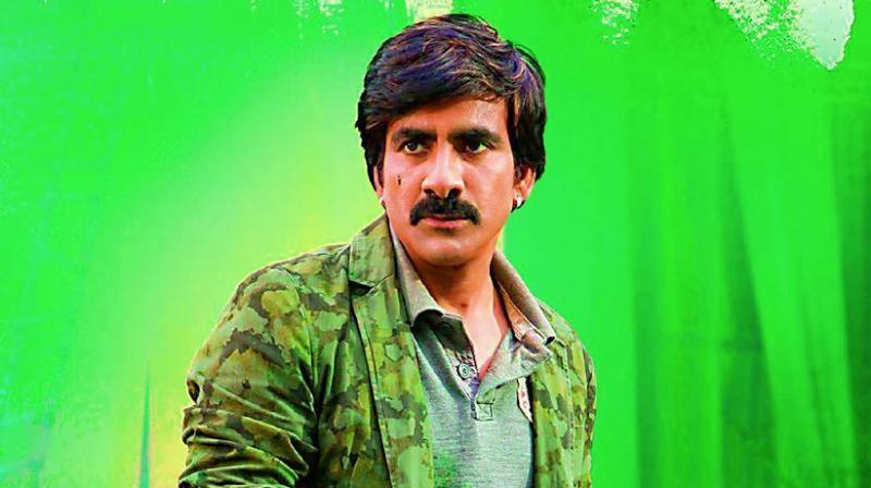 Actor - Ravi Teja