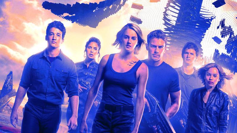 The Divergent Series -...