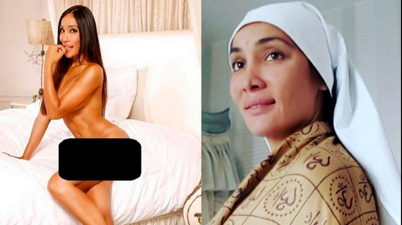 Former Bigg Boss Contestant Sofia Hayat Is Now A Nun-2738