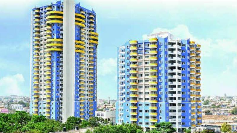 Assocham on Sunday said the government and the NCLT must treat flat owners at par with banks under the insolvency law. (Representational Image)