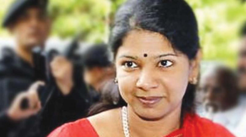 Kanimozhi Karunanidhi