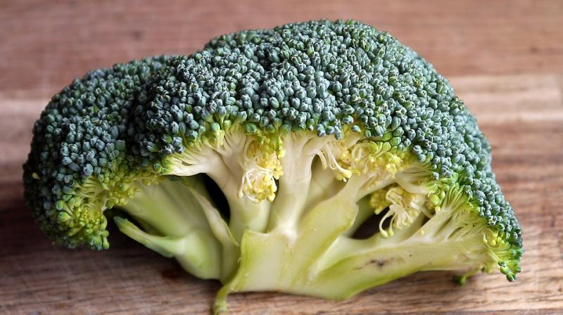 Studies show that women with a high intake of cruciferous vegetables such as broccoli, cauliflower, cabbage or kale have a decreased risk of breast cancer.