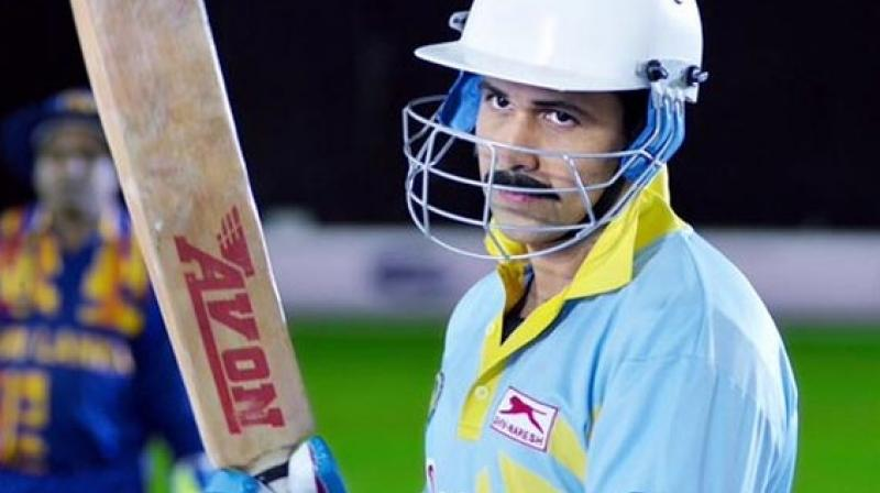 Contrary to what many would expect, the film 'Azhar' is not a one-sided affair.