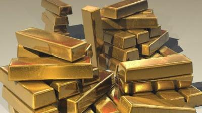 HDFC Securities Senior Analyst (Commodities) Tapan Patel said gold prices in India extended losses with prices for 24 Karat in Delhi dropping Rs 270 on stronger rupee and overall weak investment sentiment in gold. (Photo: Representational)