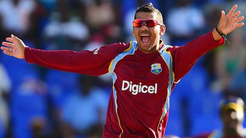 Sunil Narine was at his mesmerising best on a turgid surface where the South Africans were dismissed for 188 off 46.5 overs. (Photo: AFP)