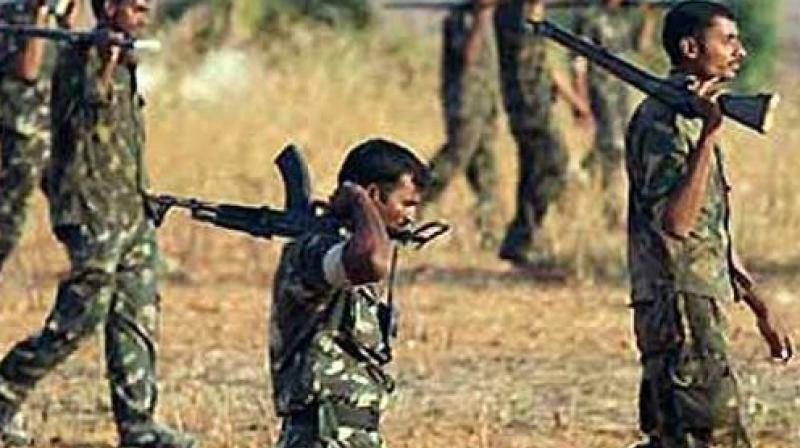 5 STF personnel were injured in a fierce gunbattle with Maoists in the dense forests of Chhattisgarh's Sukma district. (Representational Image)