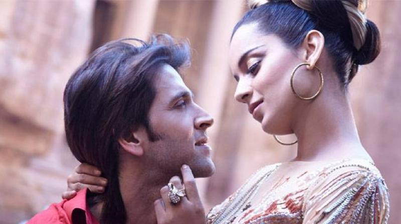 """In an email to Hrithik dated August 17, 2014, Kangana wrote, """"Sometimes I feel so unsure of everything. Does our love really exist or it's just a phantasy? Is our love for real or is it an imaginary person that I talk to?"""""""