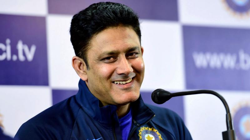 Team India head coach Anil Kumble answered with an interesting incident on how he got that famous nickname. (Photo: PTI)