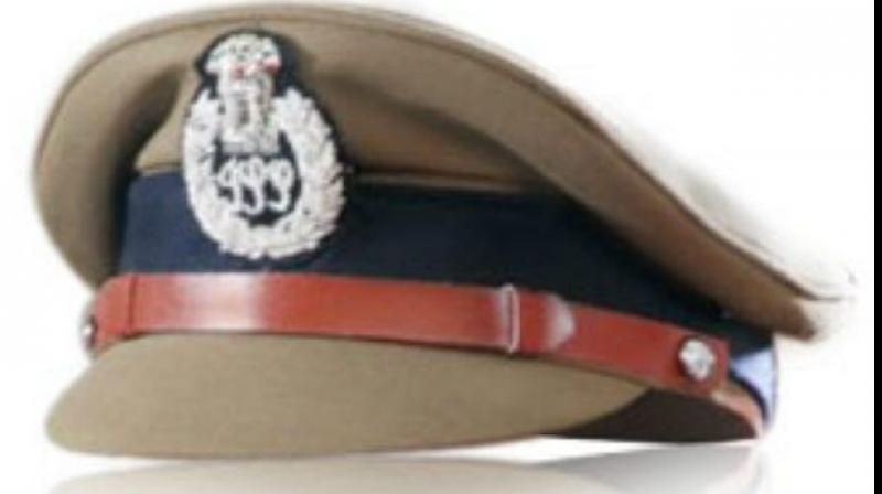 IGP for law and order Mrugesh Kumar Singh has been transferred to RBVRR TS Police Academy as additional director while D. Kalpana Nayak from Police Academy has been transferred as IGP (L&O). (Representational image)