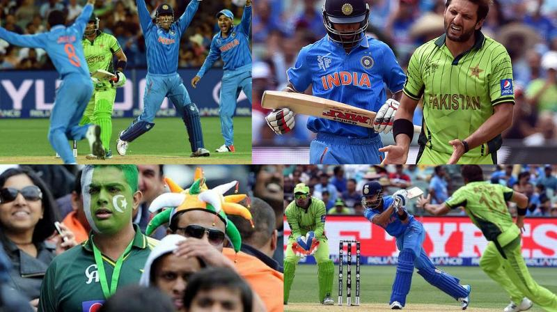 India and Pakistan will renew their on-field rivalry when the arch-nemesis clash in the Asia Cup on Saturday. With the biennial tournament a dress rehearsal for the ICC World T20 next month, both teams would want to bag a win. India are going into the match as the No 1 T20I ranked team with a flurry of recent T20 success while Pakistan enter the tournament with no international matches in their kitty, other than the recently concluded Pakistan Super League (PSL), which was of high-quality and enabled its players to get into T20 groove. To make this clash all the more mouth-watering, here are some key battles you might witness at the Shere Bangla Stadium on Saturday. (Photo: AFP/AP)
