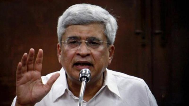 Prakash Karat. (Photo: PTI)