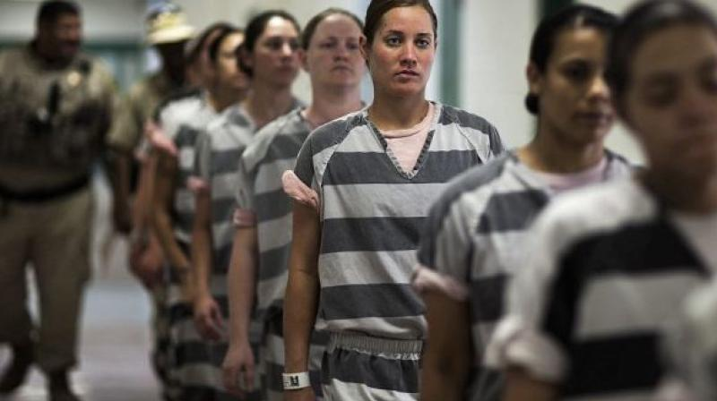 Lawsuit Condemns Sexual Abuse Of Women In New York State Prisons-7674