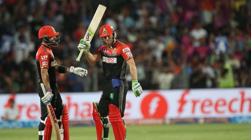 IPL 9 RCB vs RPS: ABD, Virat Kohli fire up RCB