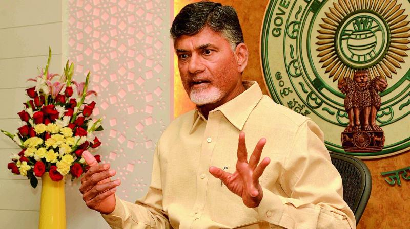 Chandrababu Naidu to visit Hyderabad on Feb 28