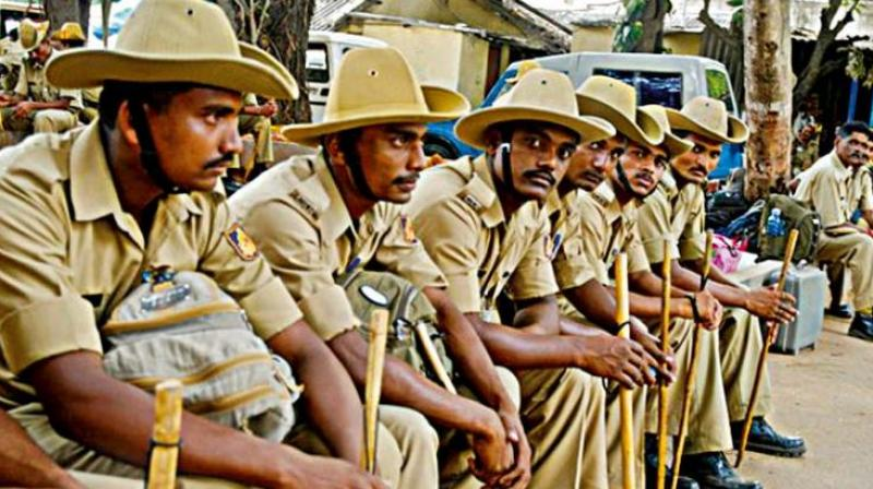 The woman, Sangita Nambiar, posted details of police brutality against her son on the official page of Bengaluru police. (Representational Image)