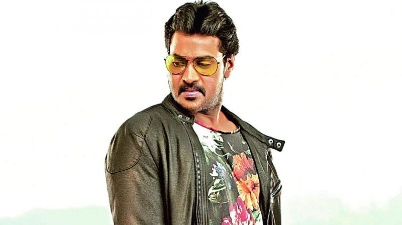 Comedian-turned-actor Sunil