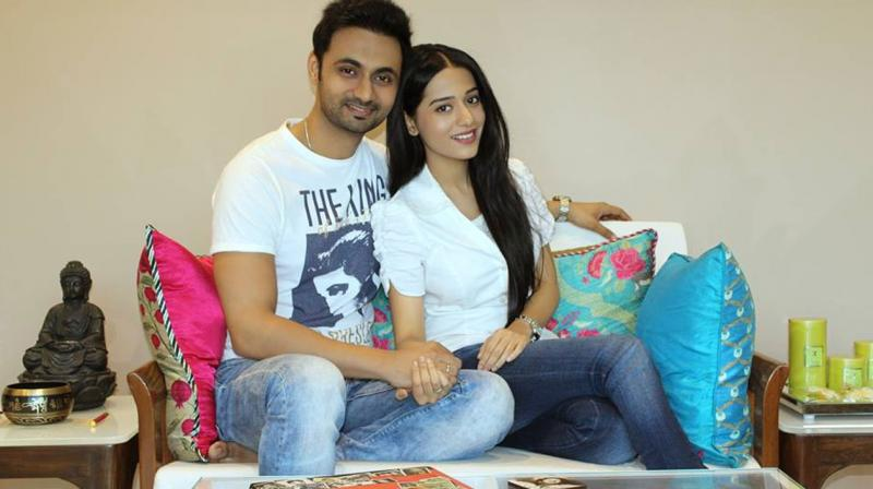 Amrita and Anmol met during an interview seven years ago.