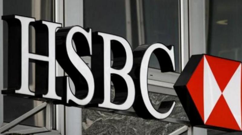 HSBC's profit rises 5 per cent, announces USD 2 billion share buyback