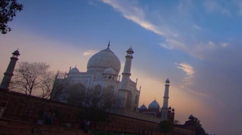 The Taj Mahal is regarded by many as the best example of Mughal architecture. (Credit: Facebook)
