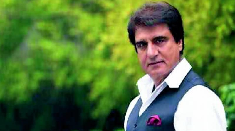 '...We wish to say that now the value of the rupee has fallen to the age of your respected mother,' Uttar Pradesh Congress chief Raj Babbar said. (Photo: File)